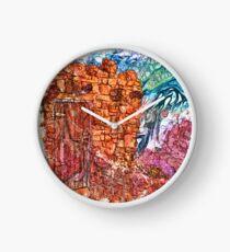 The Atlas of Dreams - Color Plate 235 Clock