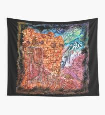 The Atlas of Dreams - Color Plate 235 Wall Tapestry