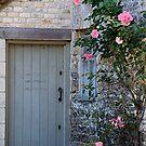 Arlington Row House Door by © Loree McComb
