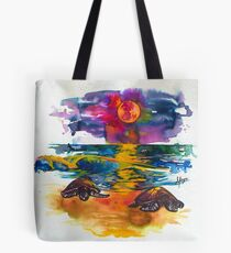 They Come Tote Bag