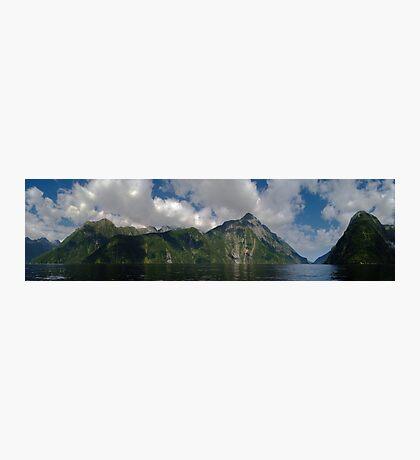 Milford Sound - New Zealand Photographic Print