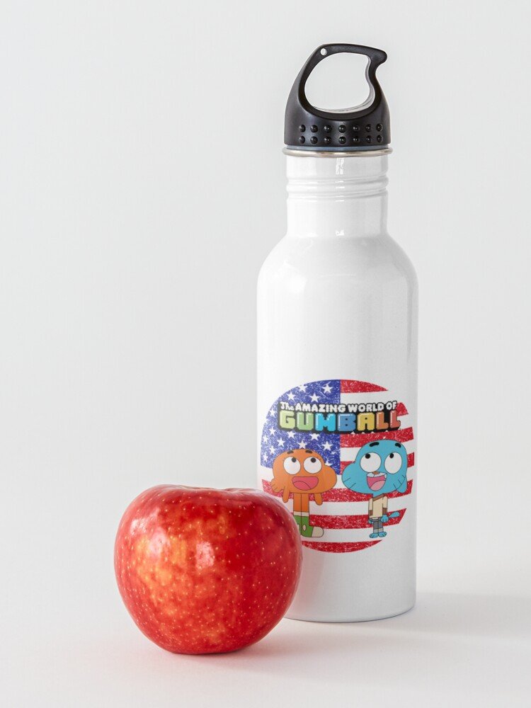 Alternate view of The amazing world of Gumball™, Gumball and Darwin Water Bottle