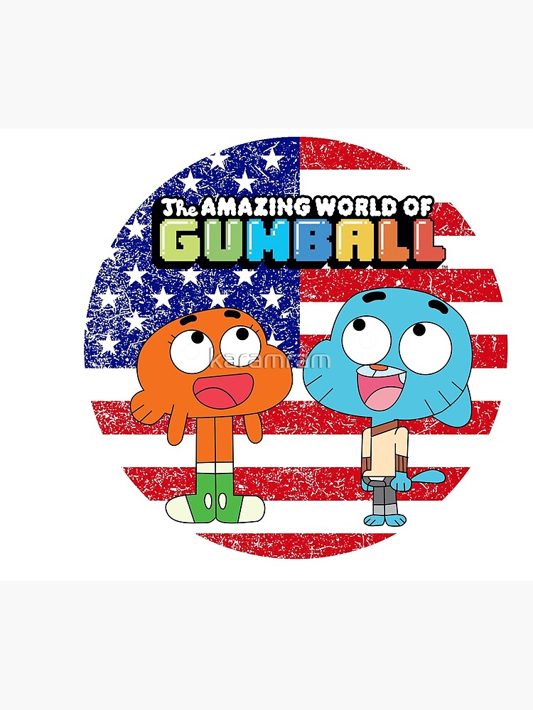 The amazing world of Gumball™, Gumball and Darwin by karamram