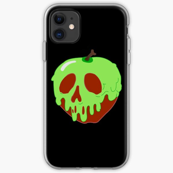 Poison Apple iPhone Soft Case