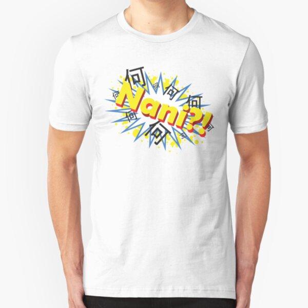 Nani?1 Slim Fit T-Shirt
