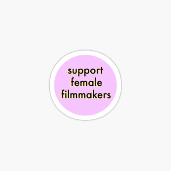 soutenir le cercle des réalisatrices Sticker