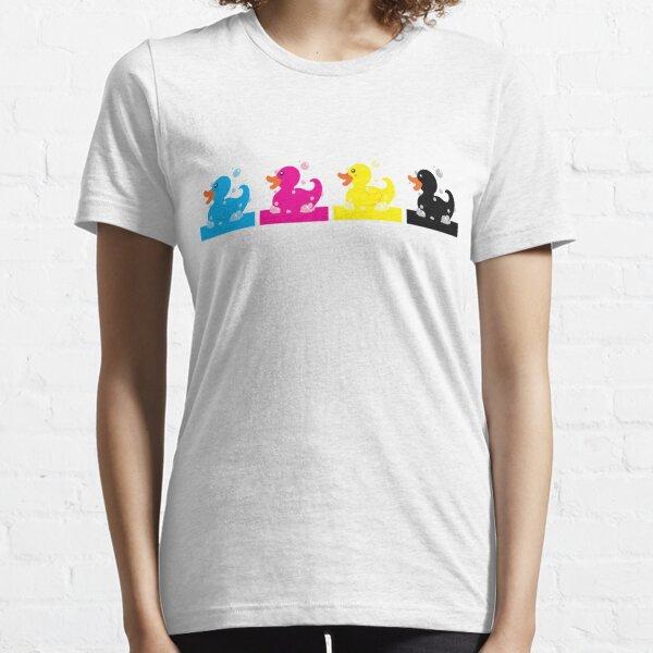CMYK Essential T-Shirt