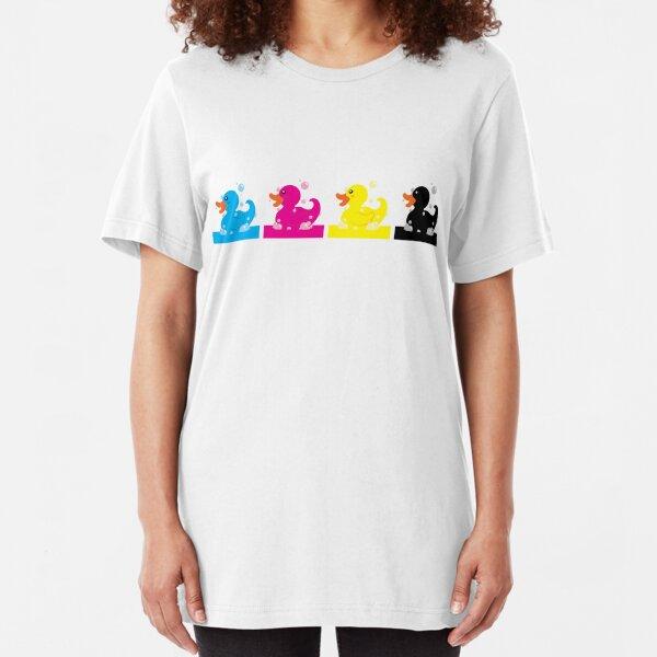 CMYK Slim Fit T-Shirt