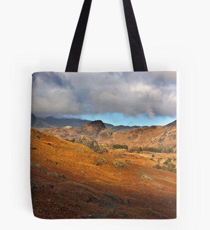 Langdale Valley Tote Bag