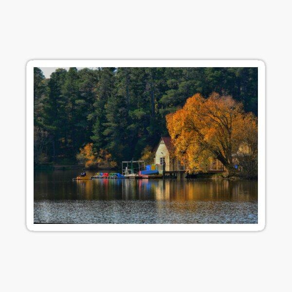 Tones on the Lake ( 1 ) Sticker