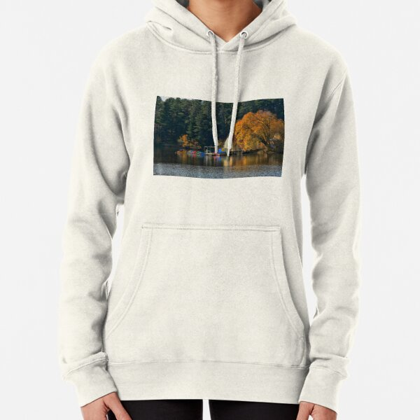 Tones on the Lake ( 1 ) Pullover Hoodie