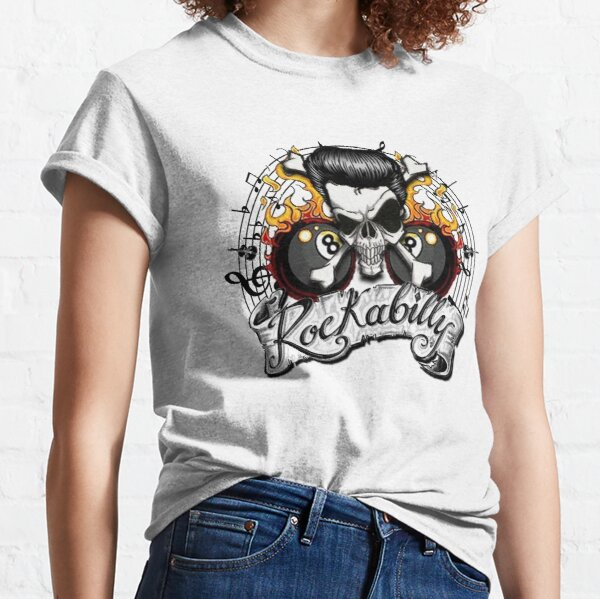 Rockabilly 3W Classic T-Shirt