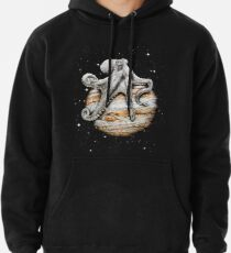 Celestial Cephalopod Pullover Hoodie