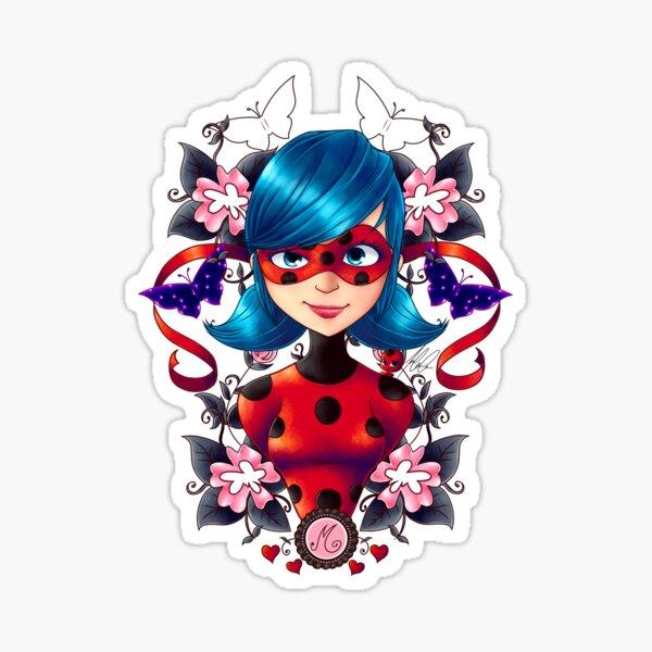 Ladybug V.2 Sticker