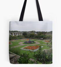 Sunken Gardens - Skegness Tote Bag