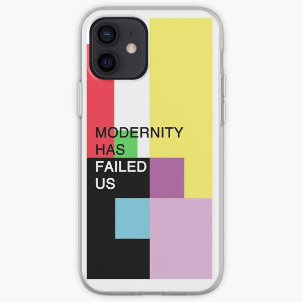 The 1975 - Modernity Has Failed Us iPhone Soft Case