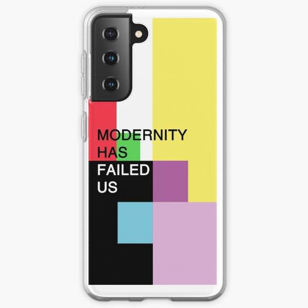 The 1975 - Modernity Has Failed Us Samsung Galaxy Soft Case