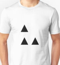Newbs Can't Triforce T-Shirt