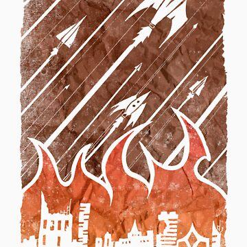 Exodus - Red by Geier