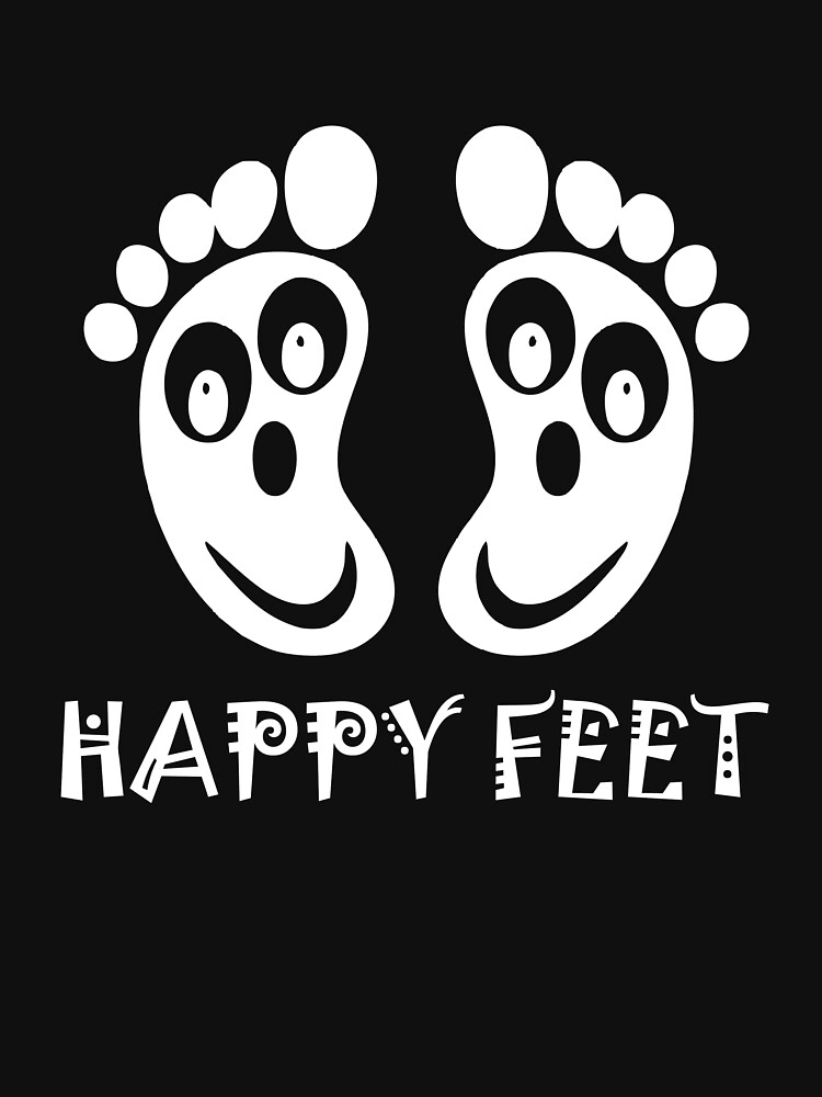 Glückliche Füße von AghumeiShirt56