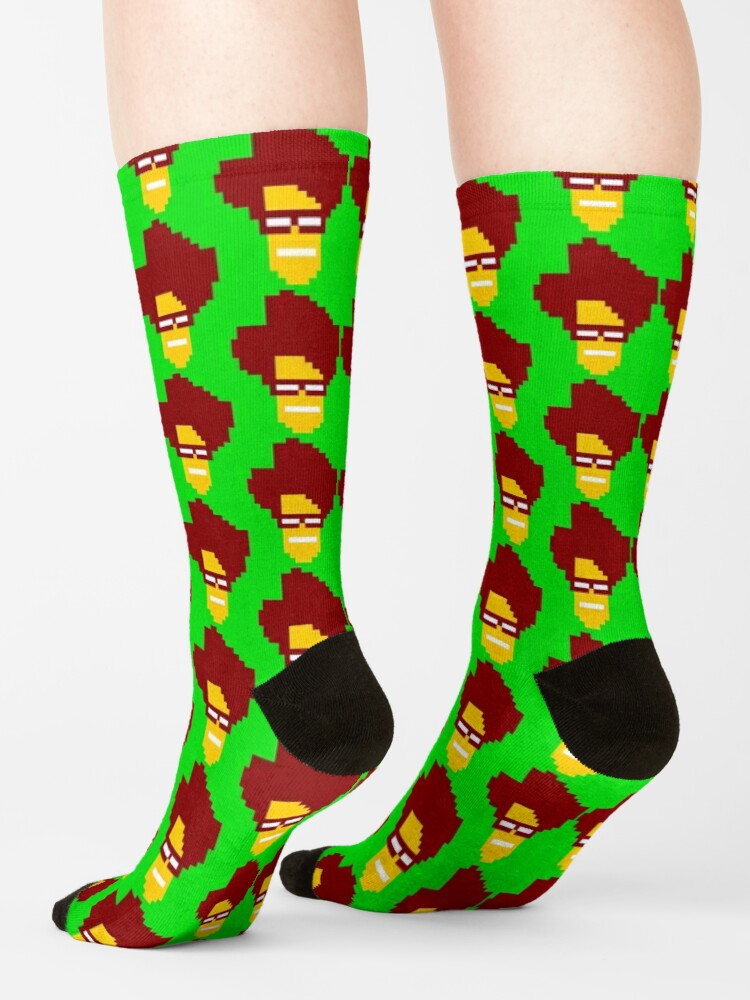 Alternate view of The IT Crowd: Moss Socks