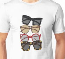 My favorite sunglass collection Unisex T-Shirt