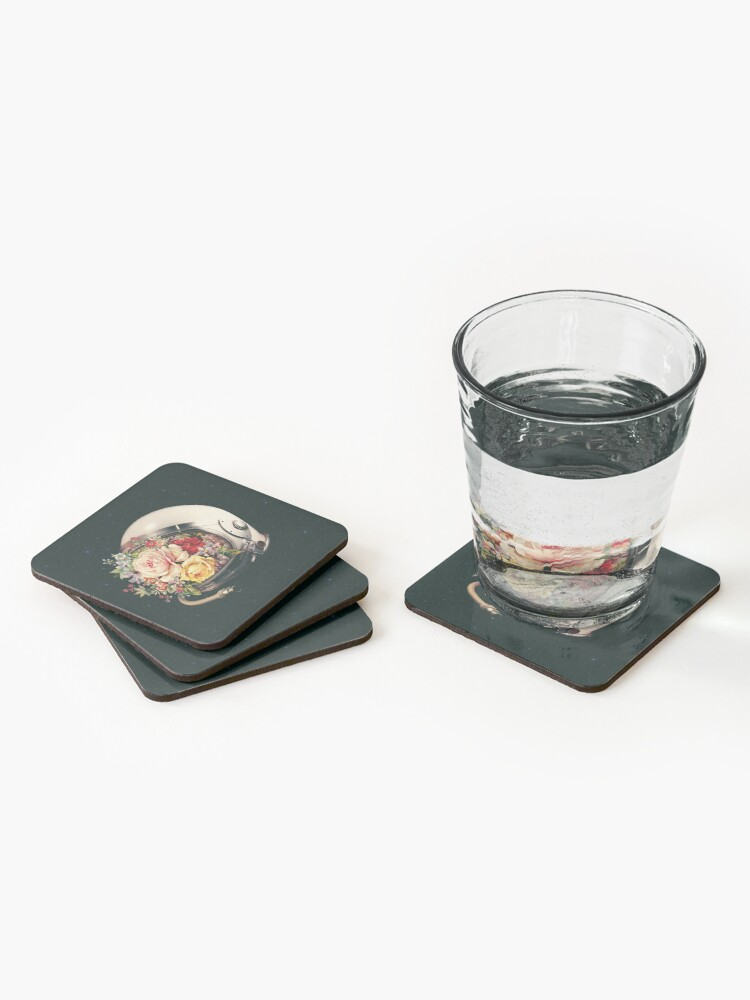 Alternate view of In Bloom Coasters (Set of 4)