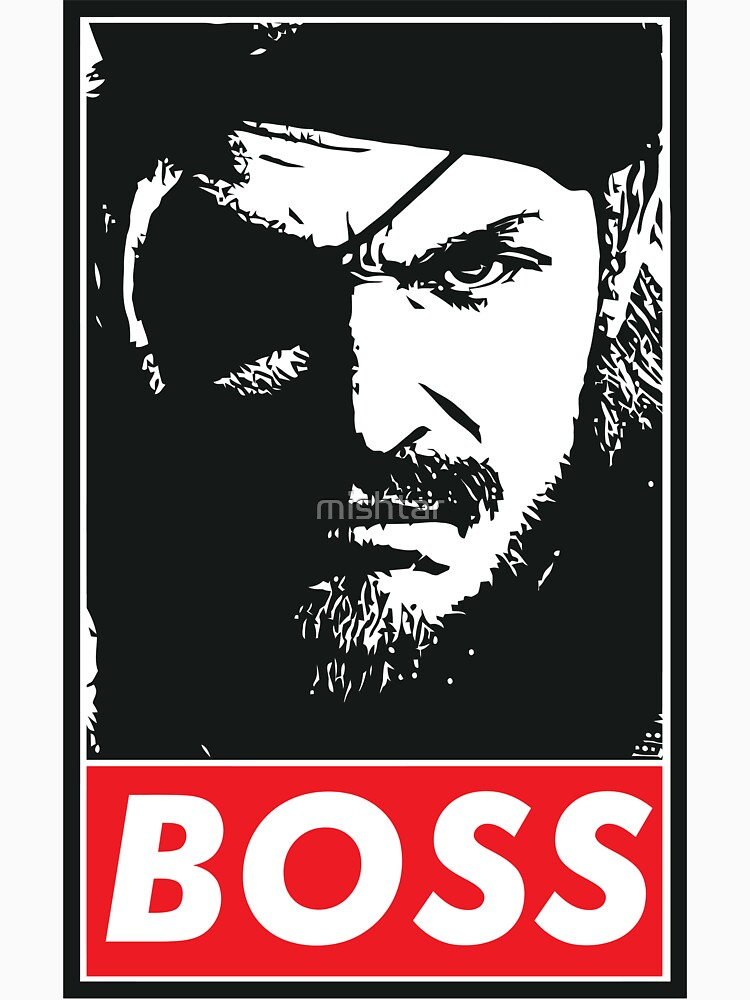 TShirtGifter presents: Boss | Unisex T-Shirt