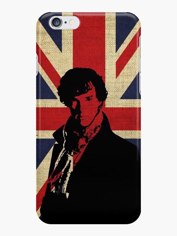 I Believe in Sherlock Holmes by Digital Phoenix Design
