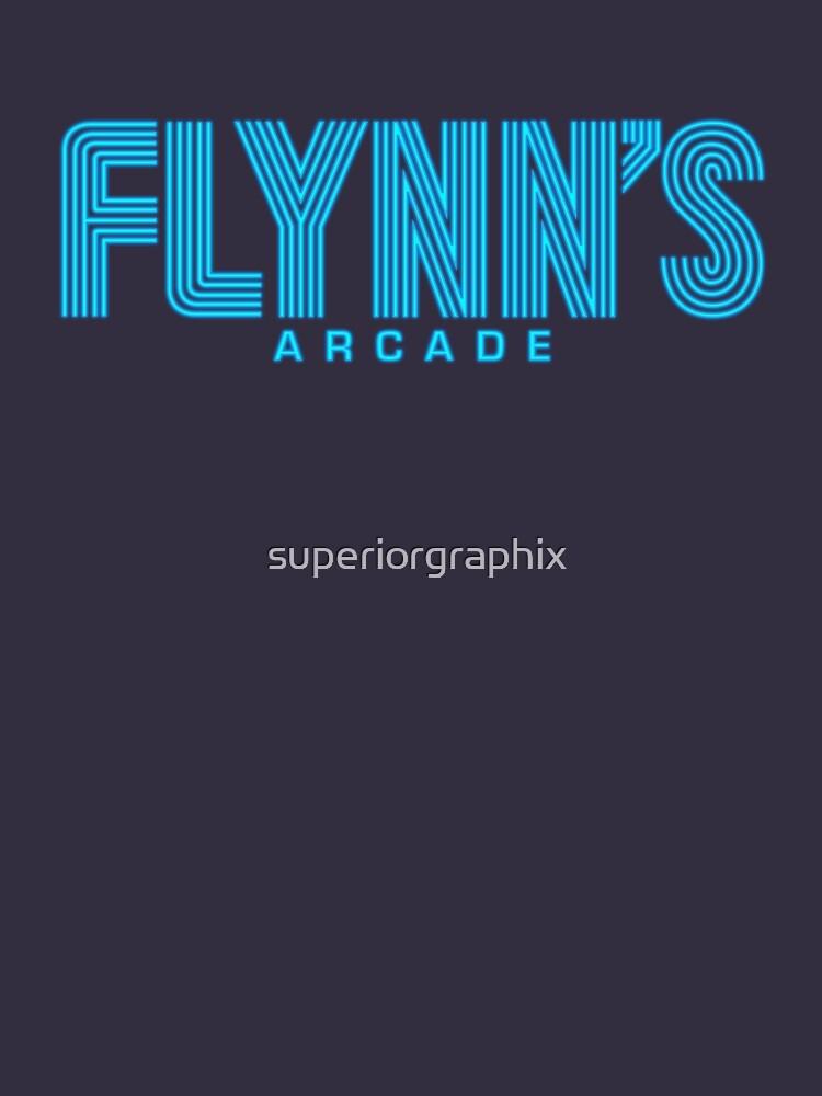 Flynn's Arcade 2 de superiorgraphix
