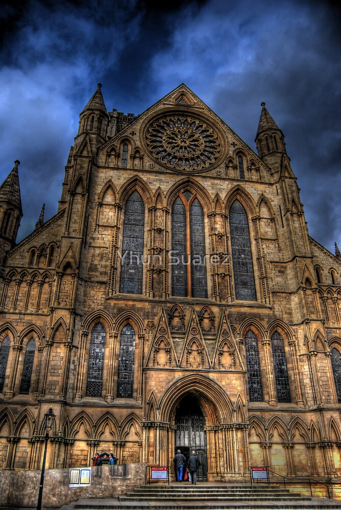 York Minster Cathedral - South Transept by Yhun Suarez