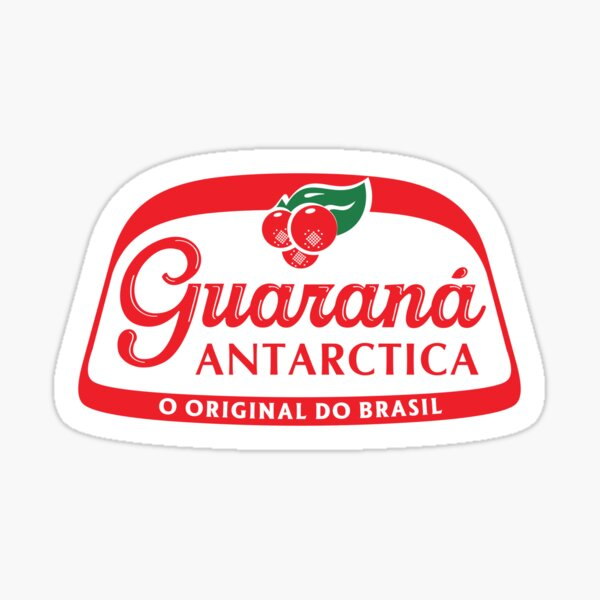 Guaraná Antarctica Sticker