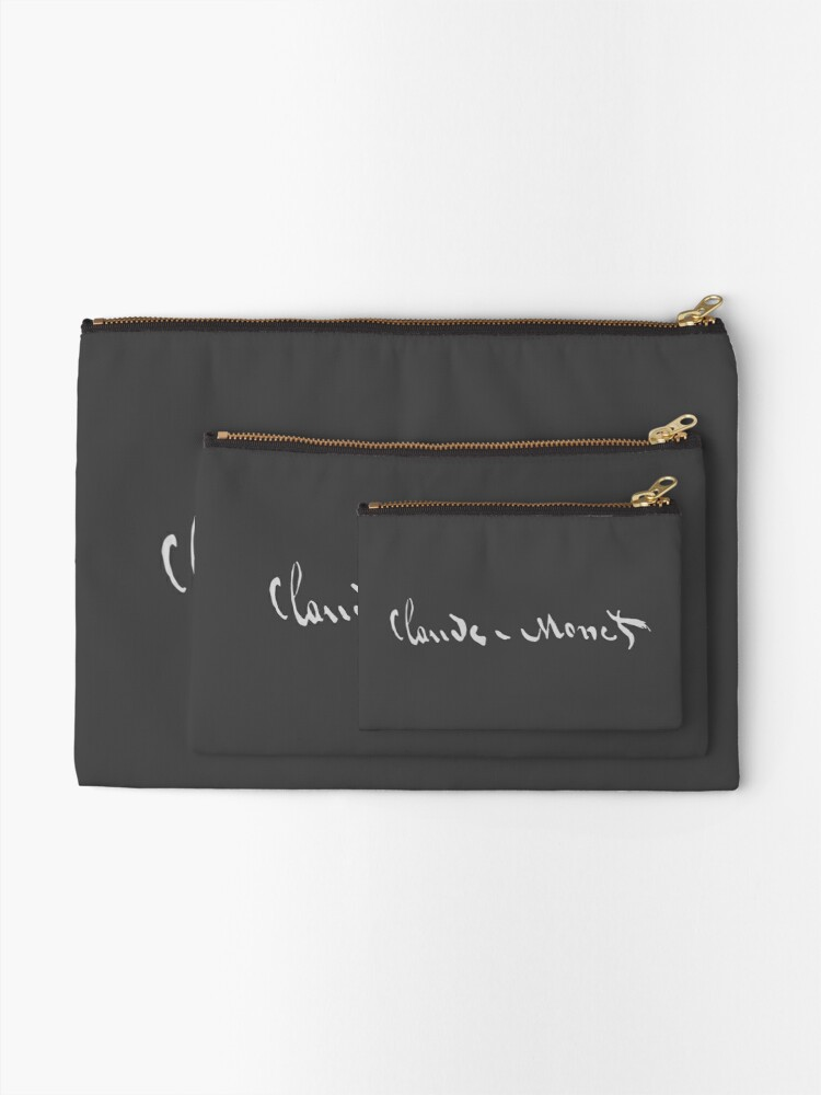 Claude Monets Sailboats Therapist Bag
