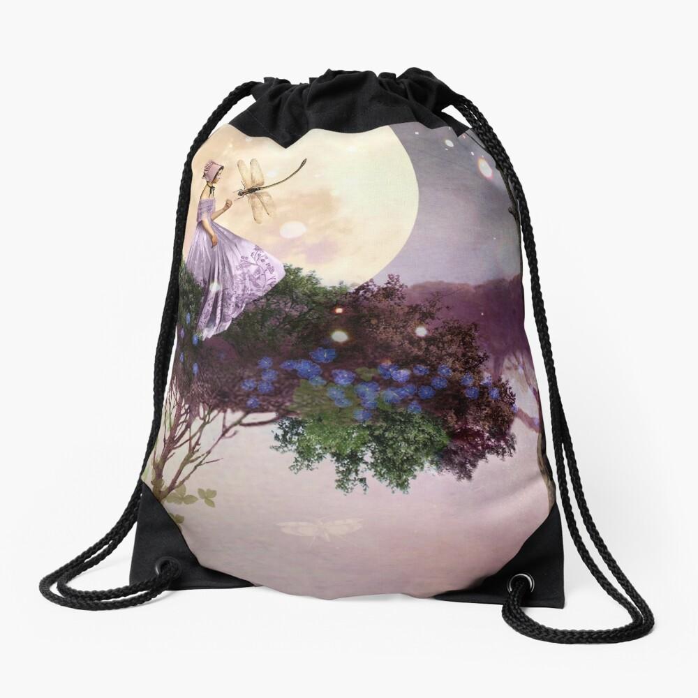 The Dragonfly Drawstring Bag