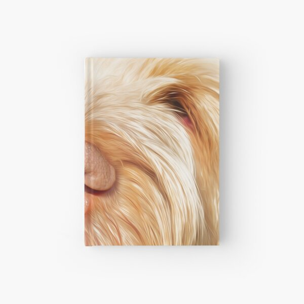 Waiting for you Spinone Hardcover Journal