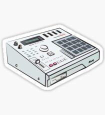 MPC 2000 Sticker
