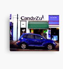PTcruiser Canvas Print