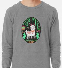 Pretty Lama Lightweight Sweatshirt