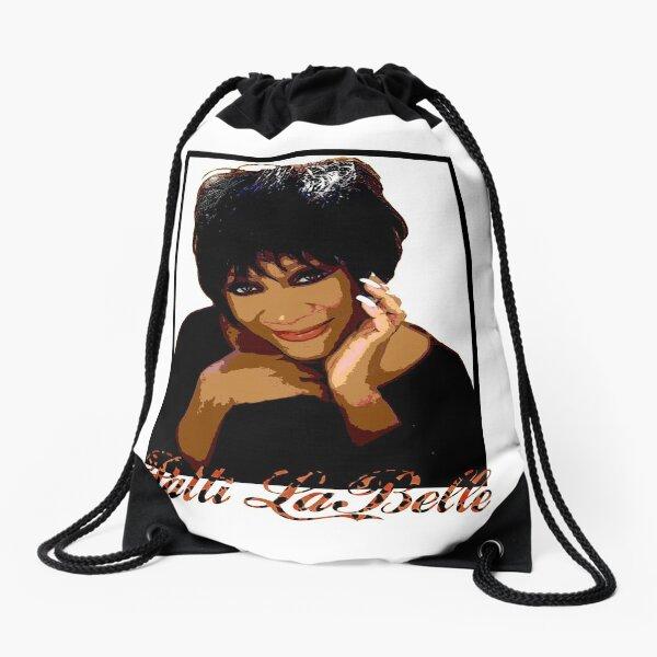 Patti LaBelle Drawstring Bag