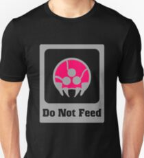 Metroid Nes Do Not Feed T-Shirt