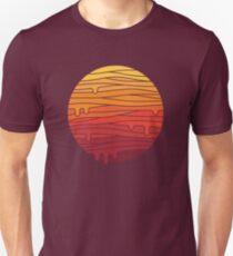 Heat Wave Slim Fit T-Shirt