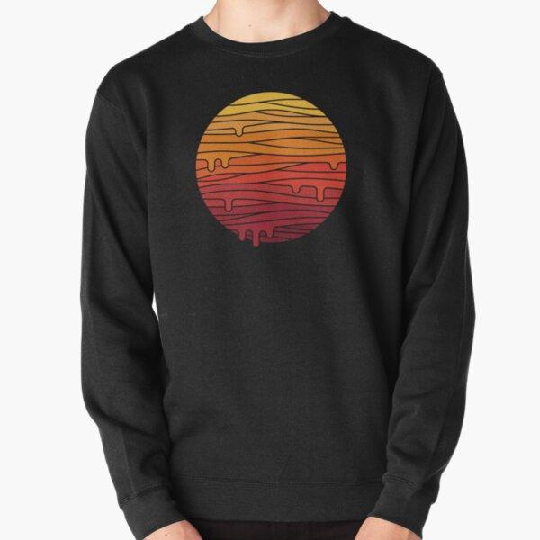 Heat Wave Pullover Sweatshirt