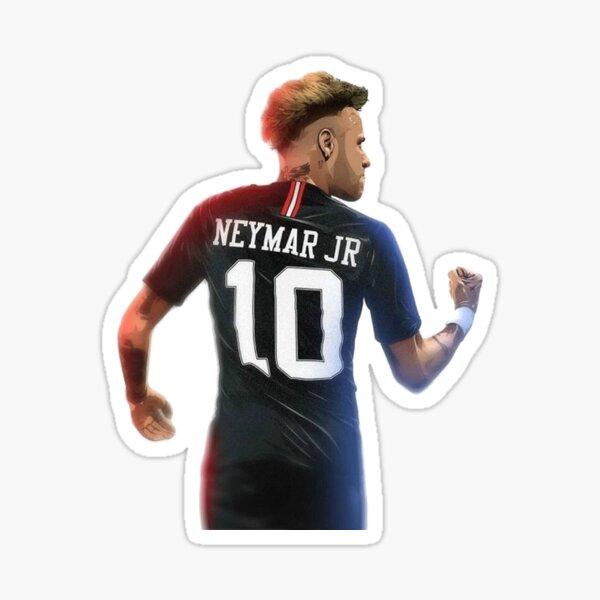 Neymar Art Sticker