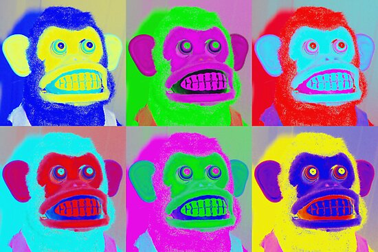 Pop Goes the Jolly Chimp by Margaret Bryant
