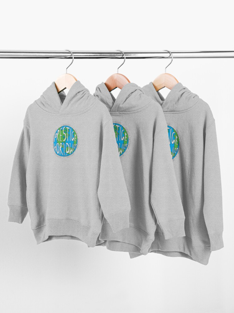 Alternate view of Step Brothers | Prestige Worldwide Enterprise | The First Word In Entertainment | Original Design Toddler Pullover Hoodie