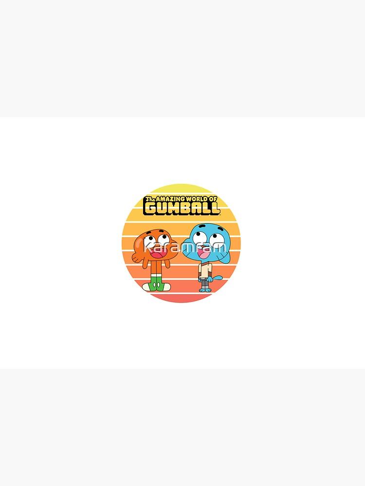The Amazing World of Gumball™, Gumball and Darwin by karamram