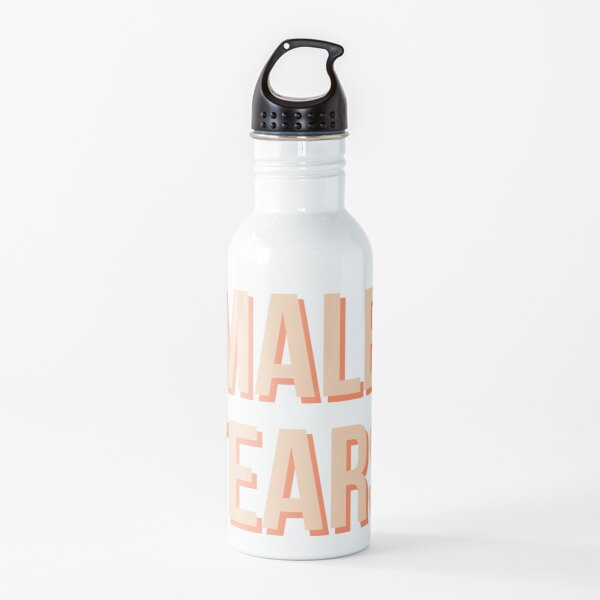 Male Tears Mug Water Bottle