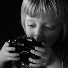 Photographers start the journey young by Clare Colins