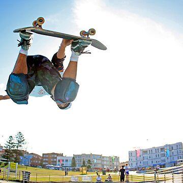 Bondi Bowl Air by Duckstar