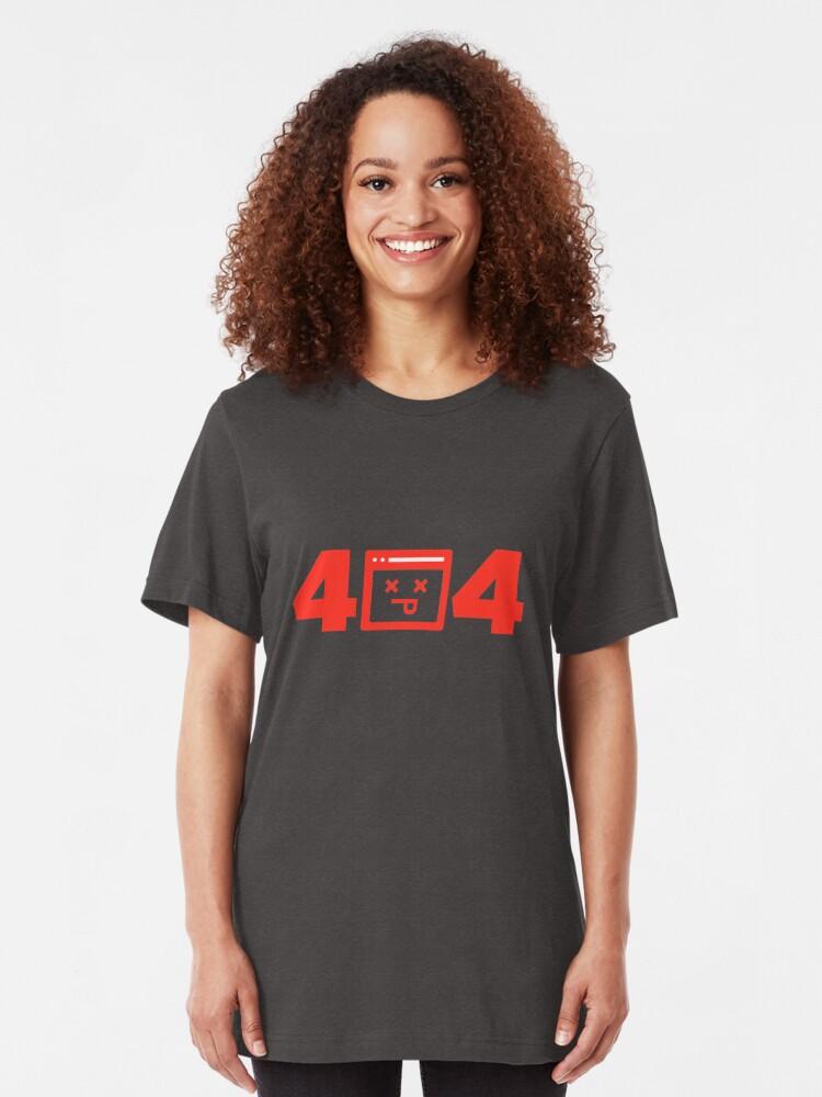 Webpage // Computer // Code 10 Colours Error 404 Kids // Childrens T-Shirt